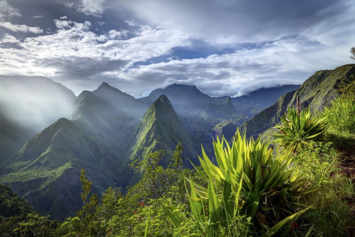 Le climat à la Réunion