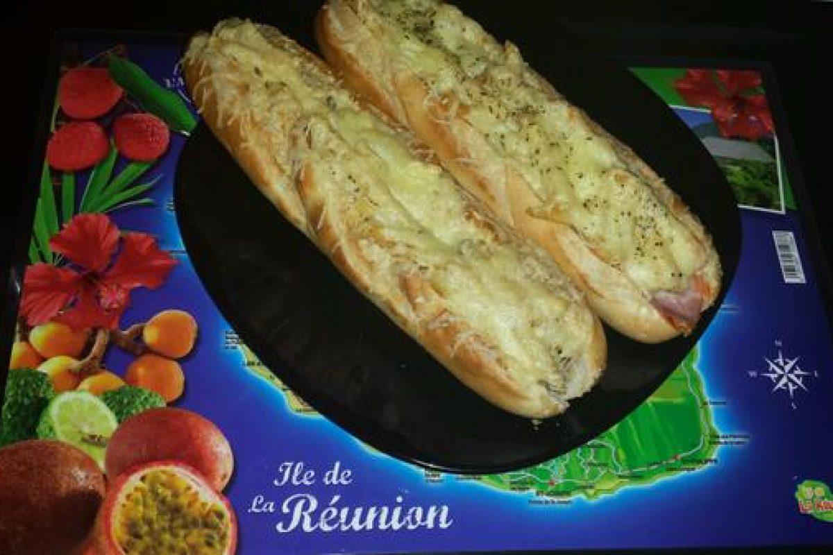 La recette du Pain Bouchon Gratiné